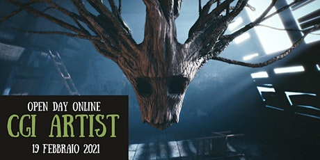 Lezione ONLINE di CGI ARTIST biglietti