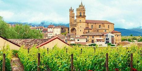 Spanish Wine Tasting tickets