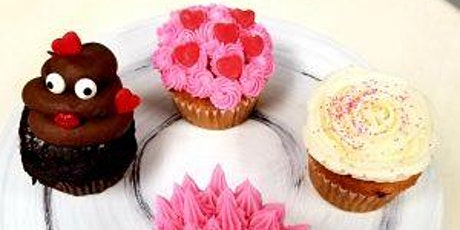 Valentine's Cupcake Class tickets