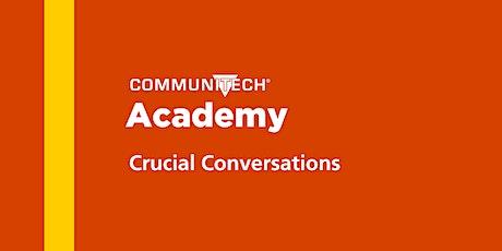 Communitech Academy: Crucial Conversations - Fall 2021 tickets