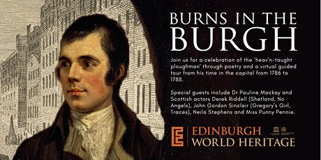 Burns in the Burgh tickets