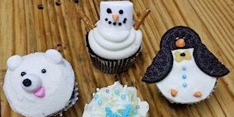 Winter Cupcake Class tickets