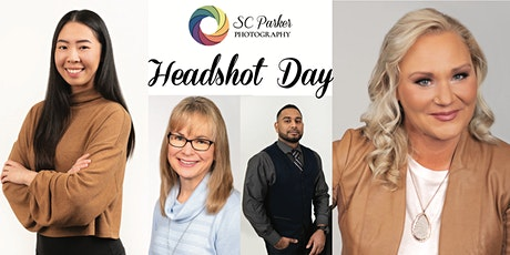 New Year, New You - 2021 Headshot Day! tickets