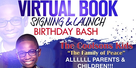 Joshua Evans Book Launch & Birthday Bash tickets