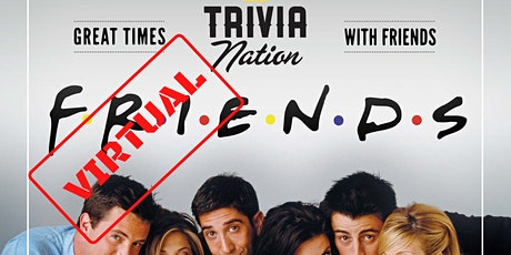 Friends Virtual Trivia - Gift Cards and Other Prizes! tickets