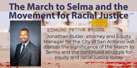 The March to Selma and the Movement for Racial Justice tickets