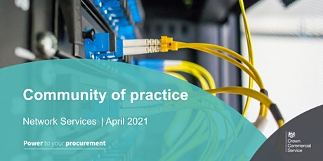 Network Services Community of Practice - April 2021 tickets