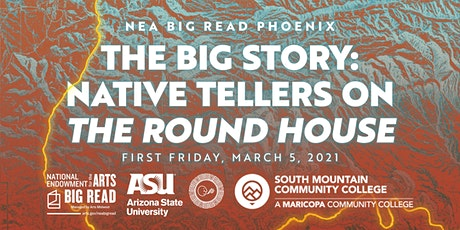 NEA Big Read Phoenix: The Big Story tickets