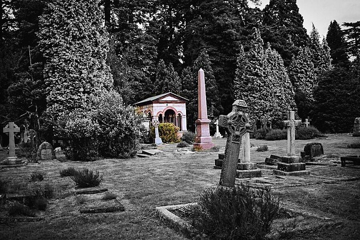 A Trip to the London Necropolis - A Virtual Tour of Brookwood Cemetery image