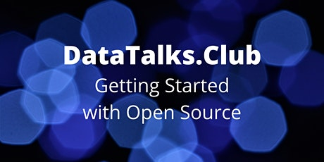 Getting Started with Open Source tickets