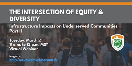 The Intersection of Equity & Diversity Part II tickets