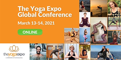 The Yoga Expo - Global Virtual Conference tickets