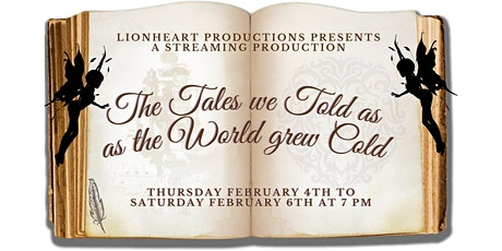 The Tales We Told As The World Grew Cold tickets