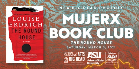 NEA Big Read Phoenix: Mujerx Book Club with Palabras Bilingual Bookstore tickets