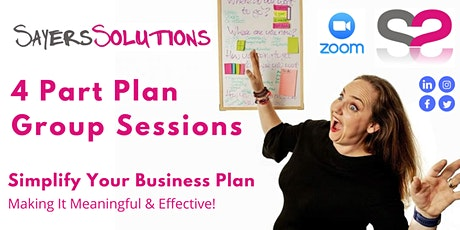 Sayers Solutions 4 Part Plan - 6 Week Group Course tickets