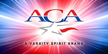 ACA & ACA D2 Nationals tickets