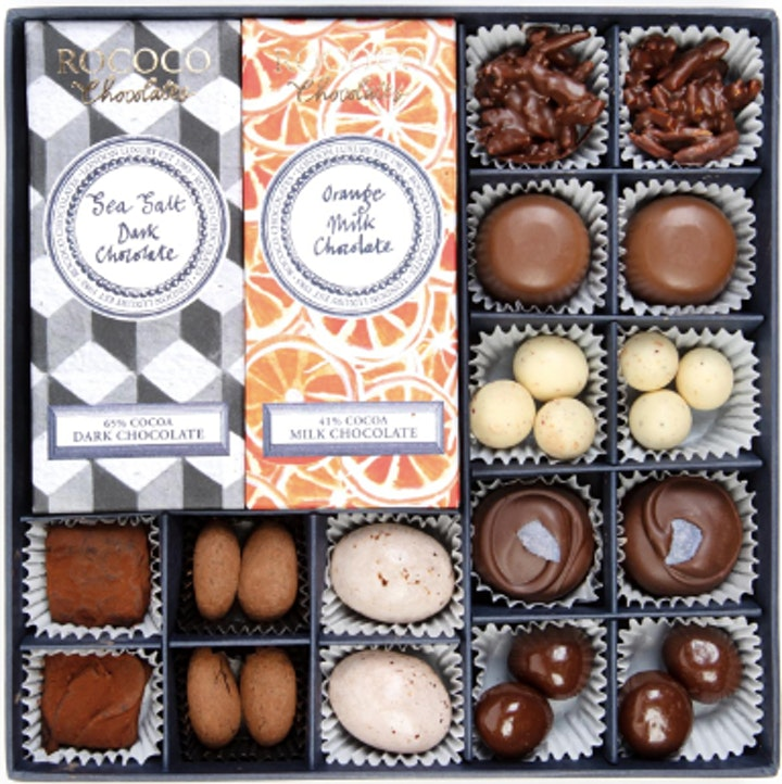 Easter Saturday - Rococo Chocolates Virtual Tasting Experience image