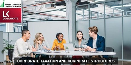 Corporate Taxation & Corporate Structures : Logan Katz tickets
