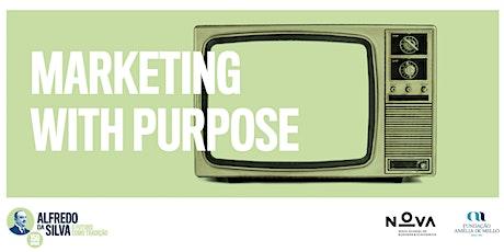Marketing with Purpose International Colloquium tickets