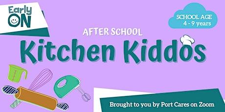 After School Kitchen Kiddos - Hummus tickets