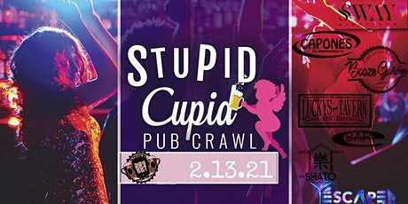 STUPID CUPID CRAWL tickets