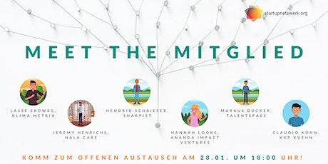 Meet the Mitglied @Startup Netzwerk SUN Tickets
