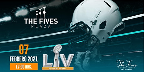 Super Bowl The Fives Plaza boletos