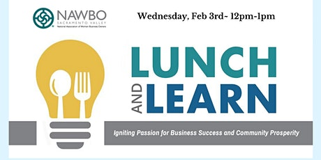 Virtual Lunch & Learn: Being an Authentic Leader tickets