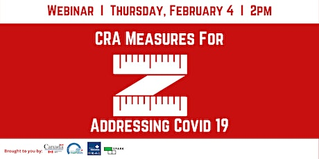 CRA Measures for Addressing Covid 19 tickets