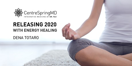Releasing 2020 with Energy Healing tickets