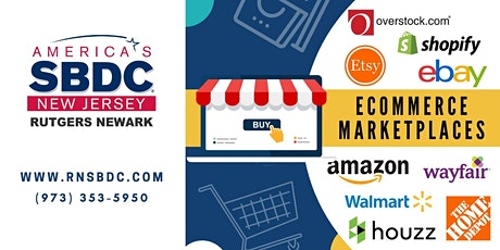 Navigating the Online Marketplaces: Where to Start? Webinar / RNSBDC tickets