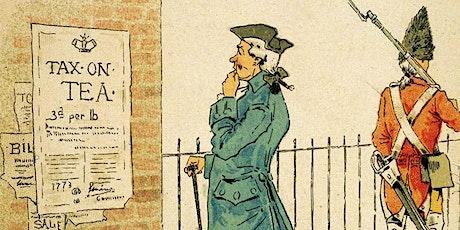 More than a Tea Party: Tea's Social & Political Symbolism tickets