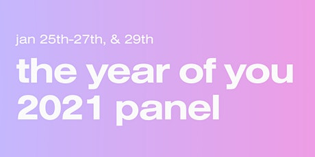 The Luna Collective x Unpublished: The Year of You Panel tickets
