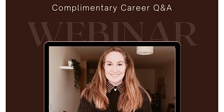 Complimentary Career Q&A tickets