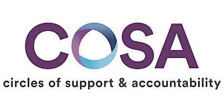 COSA Core Member & Volunteer Workshop tickets