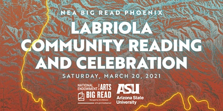 NEA Big Read Phoenix: Labriola Community Celebration tickets