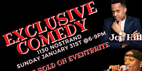 Exclusive Comedy tickets