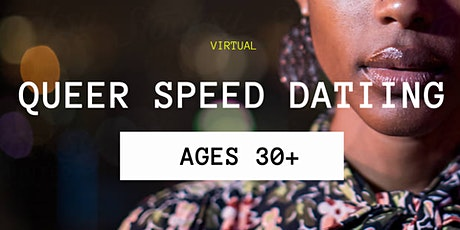 queer speed dating:  30+ years (valentine's day fun) tickets