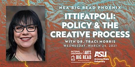 NEA Big Read Phoenix: Ittifatpoli with Dr. Traci Morris tickets
