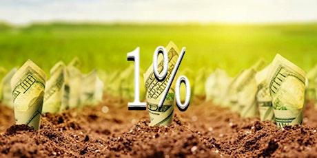 Crypto Trading 101 - The Basics for Financial Freedom tickets