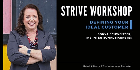 STRIVE Workshop: Defining Your Ideal Customer tickets