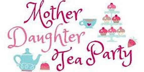 Mother-Daughter Tea Cooking Class tickets