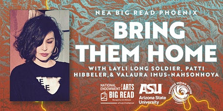 NEA Big Read Phoenix Keynote: Bring Them Home with Layli Long Soldier tickets
