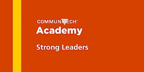 Communitech Academy: Strong Leaders - Winter 2022 tickets