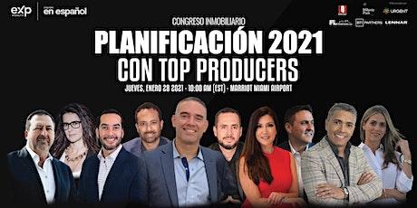 PLANIFICACIÓN 2021 CON TOP PRODUCERS PARA MÁXIMA PRODUCTIVIDAD entradas