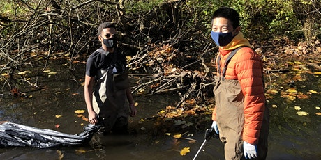 Community Volunteer Day: Tibbetts Brook Trash Removal tickets