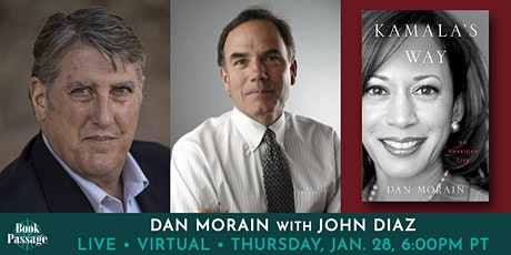 Book Passage Presents: Dan Morain with John Diaz tickets