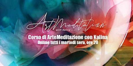 ArteMeditazione con Kalina (corso avanzato) biglietti
