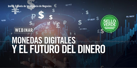 Sello verde: Monedas digitales y el futuro del dinero biglietti