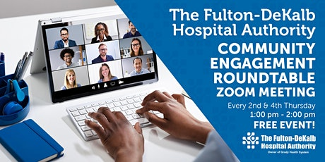 FDHA Community Engagement Roundtable Looking at the Telehealth Landscape tickets